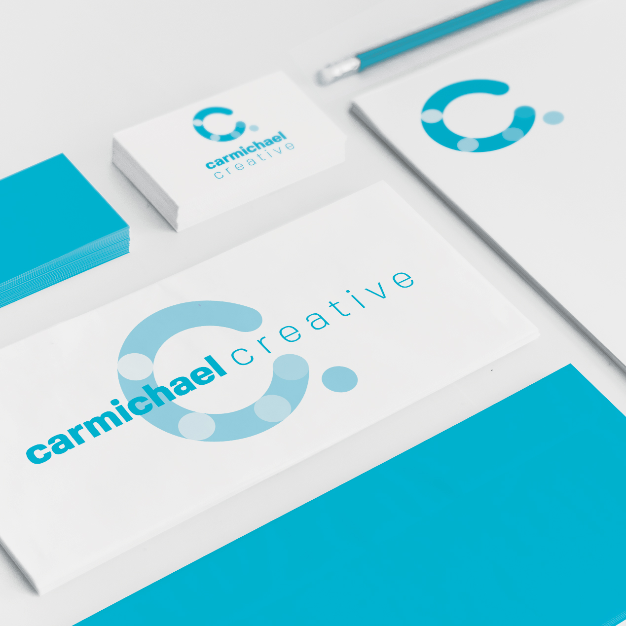 Laura Thompson logo design